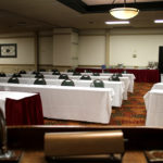 Picture of an event room